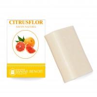 Citrusflor savon 100 Gr - Hygiène de la peau - Produit naturel