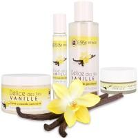 Coffret Vanille - Produits naturels